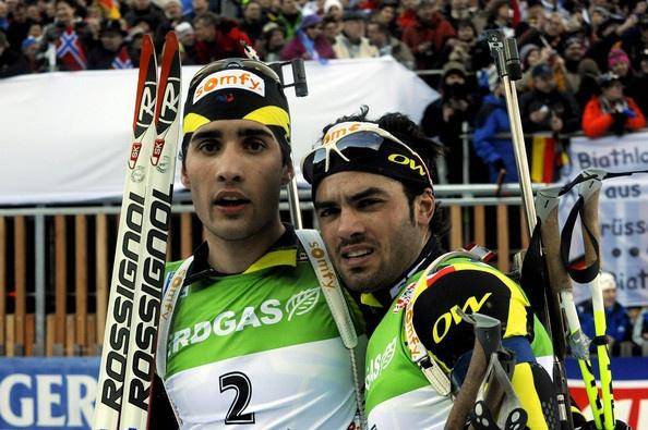 Martin & Simon Fourcade