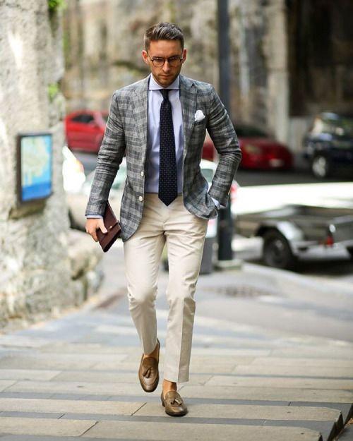 classydappermen: By mensfashionblogger. Follow Classy Dapper