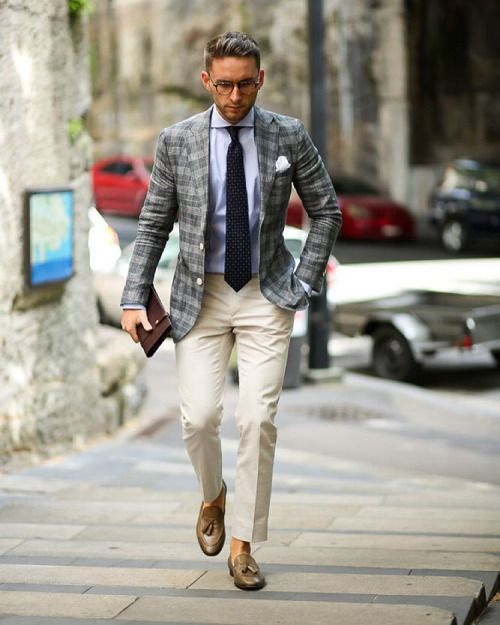 Inspiration #94. I recently bought my new pair... | MenStyle1- Men's Style Blog