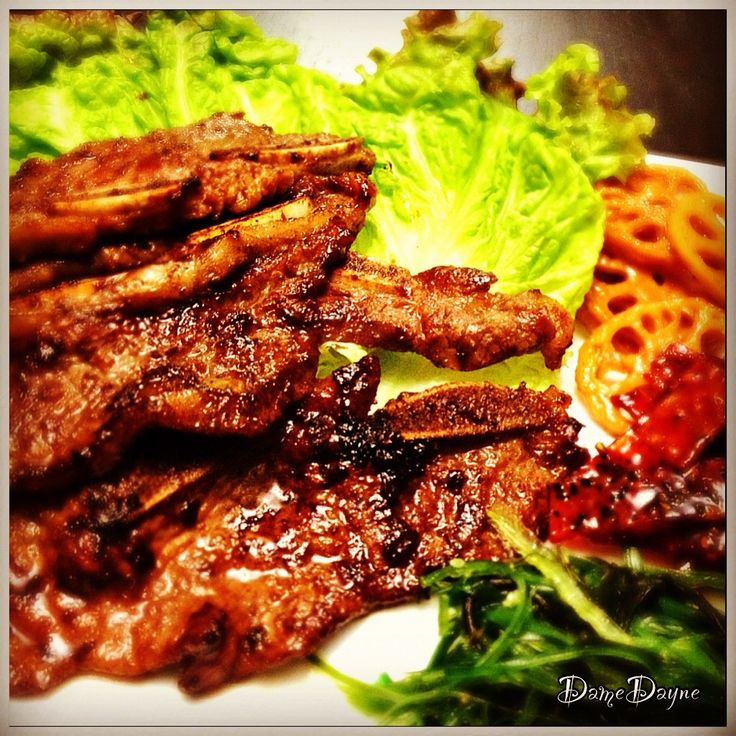 Paleo The Real Deal Korean Beef Ribs