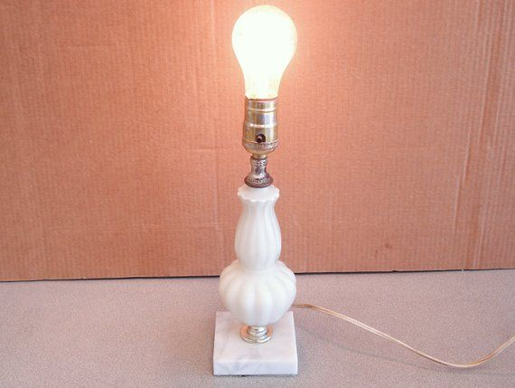 Vintage Underwriters Laboratories Inc Portable Lamp Light Portable Lamps Lamp Light