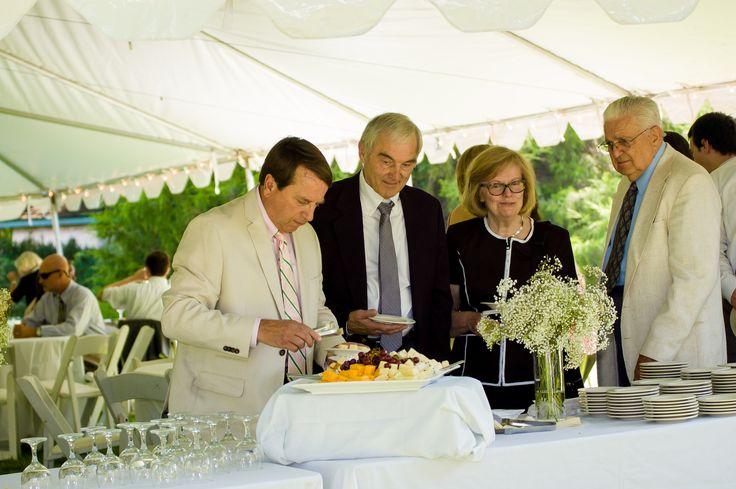 Hillsborough NC Wedding Catering