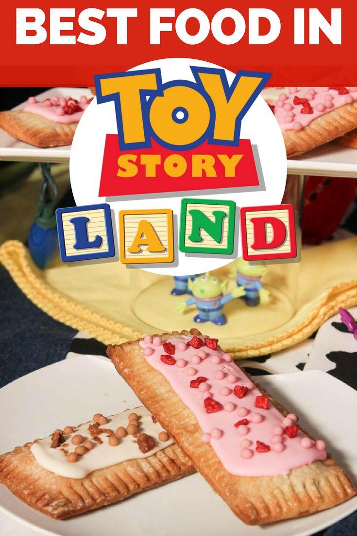 Toy Story Land Food Walt Disney World Pinterest Disney