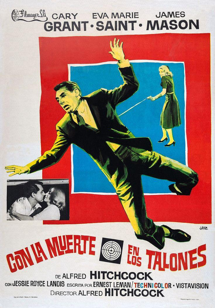 1959 - Con la muerte en los talones - North by Northwest - tt0053125