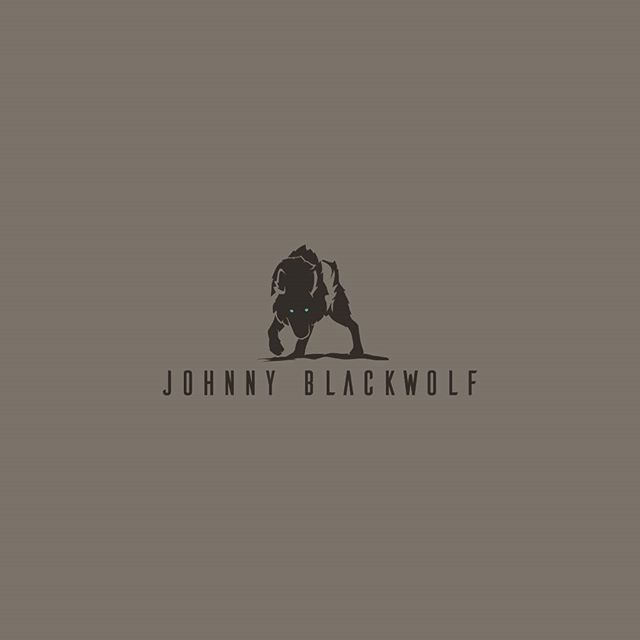 Johnny Blackwood logo design  This guy is a very cool dj and