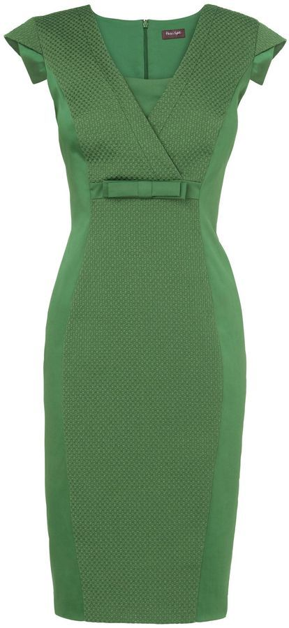 Phase Eight Stella contrast trim dress