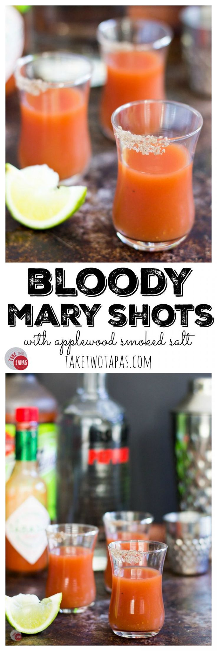 Bloody Mary shots are a great way to enjoy your favorite Brunch cocktail but in…