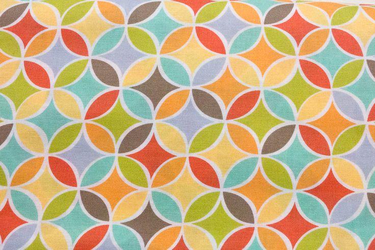 Stoff Tile Pile color | www.pom-pon.ch