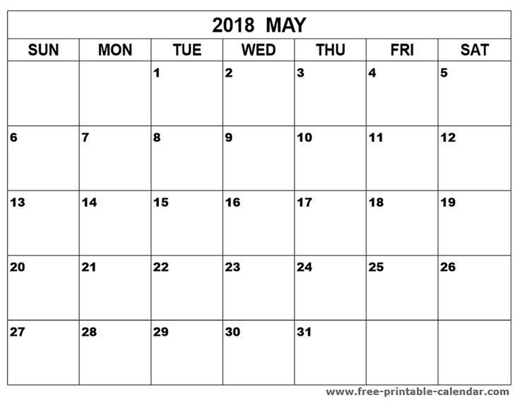 Die besten 25+ May 2018 calendar Ideen auf Pinterest Kalender - how to create your own calendar