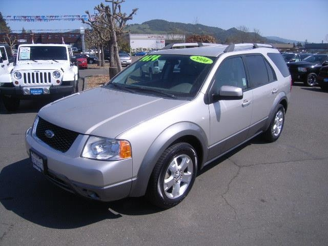 2006 Ford Freestyle SEL 4dr Wgn SEL AWD SUV 4 Doors Gray for sale in Santa & 8 best Soon to be in my driveway images on Pinterest | Driveways ... Pezcame.Com
