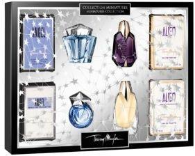 Thierry Mugler MUGLER Deluxe Coffret of Minatures Perfume Set