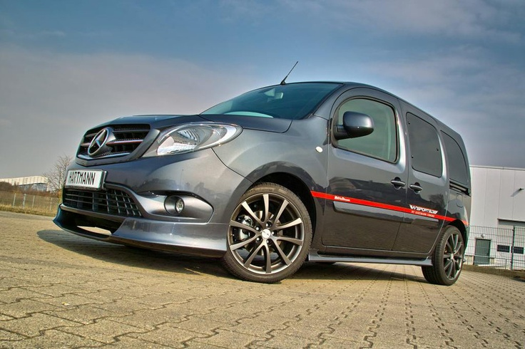 10 best the new citan ready for action images on pinterest 2008 c300 fuse diagram hartmann styling kits for mercedes benz citan