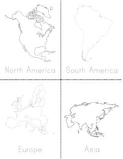 I am happy to introduce the Continents Nomenclature Cards in D'nealian font!!!     Continents Nomenclature Cards - D'nealian Font click on p...