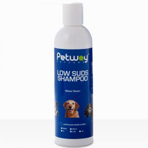 Low Suds Natural Dog Shampoo Concentrate
