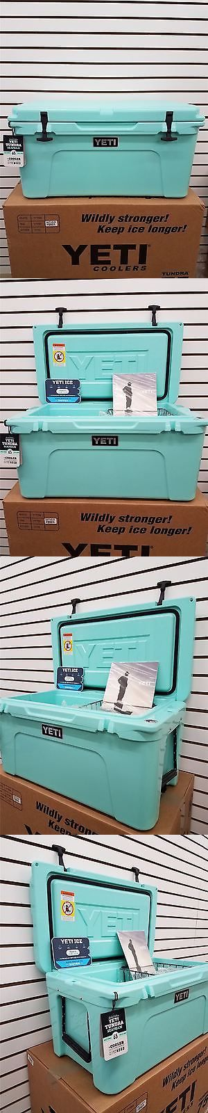 Camping Ice Boxes and Coolers 181382: Yeti Hard Cooler - Yeti Tundra 65 - Yt65s - Seafoam -> BUY IT NOW ONLY: $415.99 on eBay!