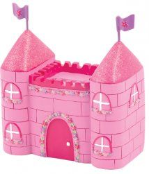 Fairy Blossom Castle Money Box