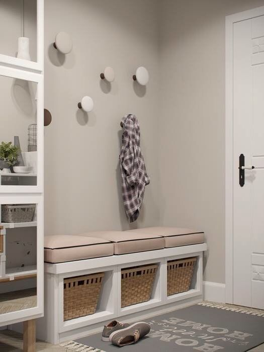 1000 idee su interni casa su pinterest camere per cane for Meuble pour comble ikea
