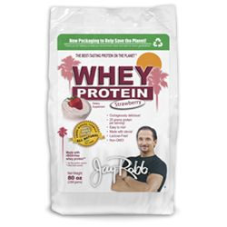 Jay Robb whey protein isolate