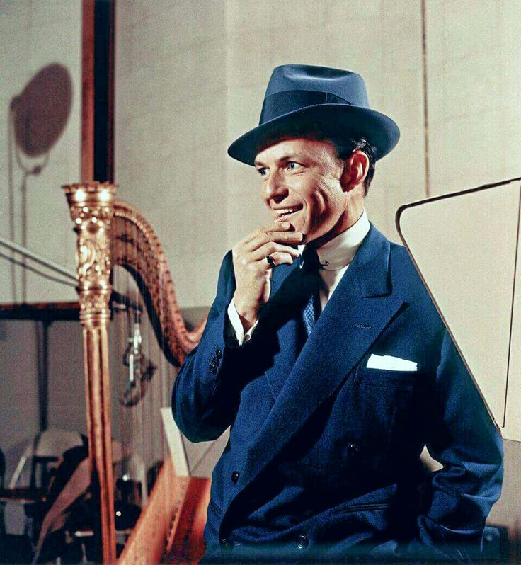 """The great Frank Sinatra, """"The Voice"""" & Chairman of the Board"""" so talented. won an Oscar for best supporting role,""""From Here to Eternity"""""""