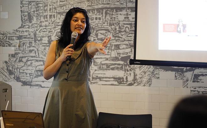 Dian Noeh Abubakar @ Entrepreneur Festival 2013