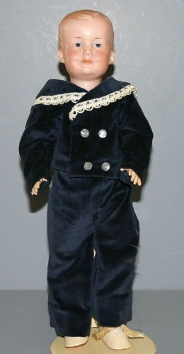 Antique Armand Marseille Bisque German Doll | eBay