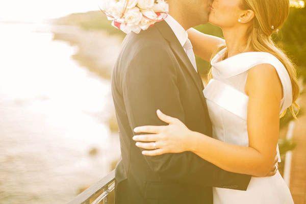 Un matrimonio semplice e chic in Sardegna: Annarita e Amir | Wedding Wonderland