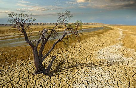 End drought