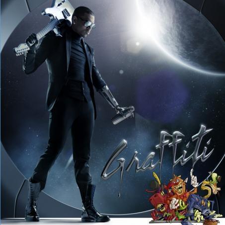 """Chris Brown """"Graffiti"""""""