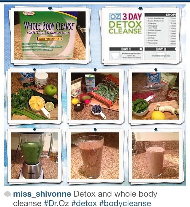 Detox whole body
