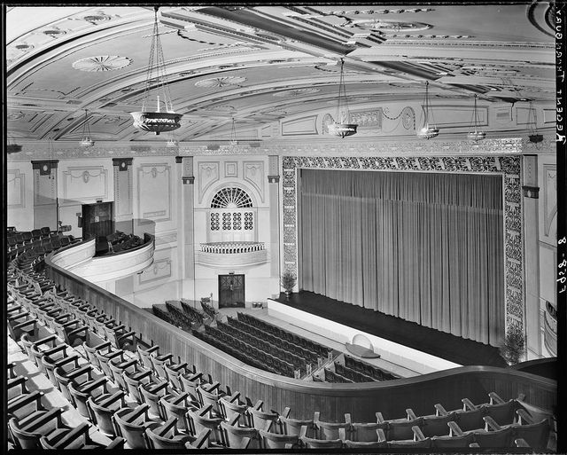 Regent Theatre, Thornbury  Closed in 1965, the Regent Theatre in Thornbury is now a banquet hall. Melbourne Vic. Austral
