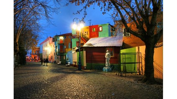Αργεντινή, Μπουένος Άιρες, συνοικία Λα Μπόκα