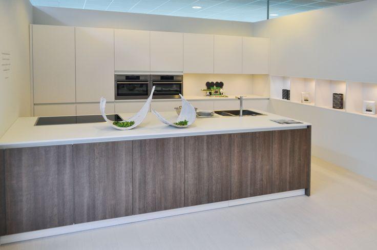 25 beste idee n over witte kasten op pinterest witte keukenkasten en witte keukens - Witte keuken decoratie ...