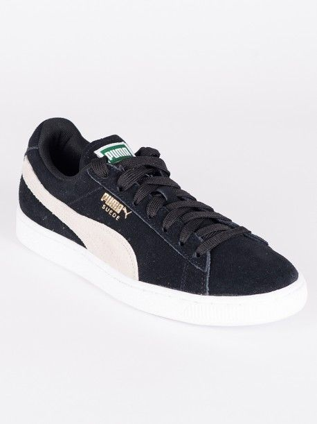 WOMENS SUEDE CLASSIC - NOIR/BLANC | Canadian Footwear, Sneakers, Boots, Shoes, and Sale at Blackwell Shoes Canada