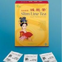 Slim Line Tea - Kong Shi Tong Bian Jian Fei Cha - kod 23245 - doplněk stravy