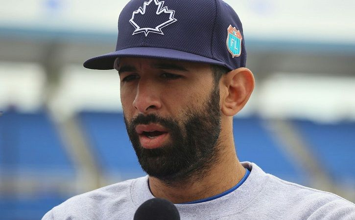 MLB Rumors: Jose Bautista wants to stay with Toronto Blue Jays? - http://www.sportsrageous.com/mlb/mlb-rumors-jose-bautista-wants-stay-toronto-blue-jays/25113/
