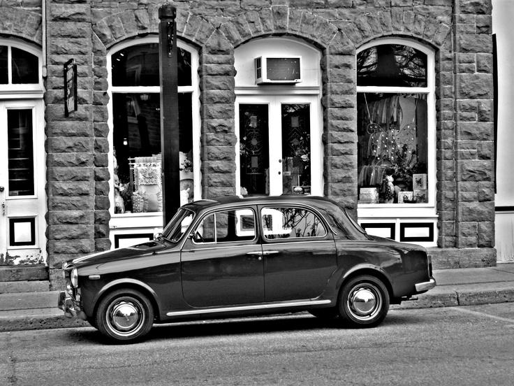 Lancia Appia 1961  photo by: L D'Orazio