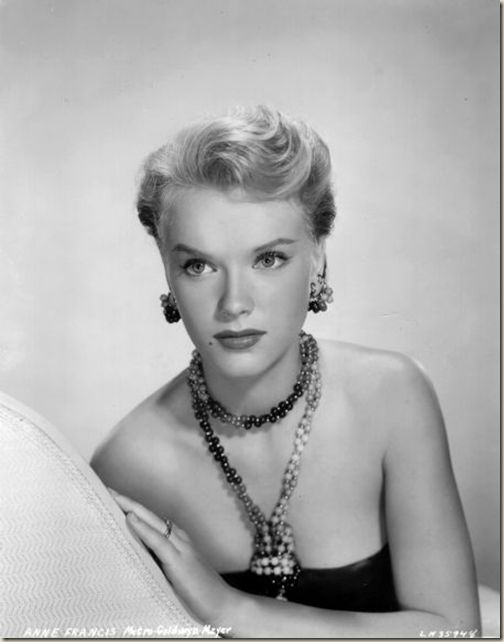 Anne Francis Pictures | anne francis | Projects to Try ...