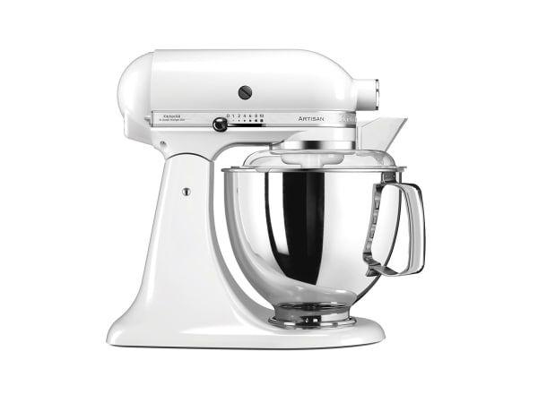 The 'tried-and-tested-everyone-should-have-one' mixer, you'll have spotted it on food sets, on food shoots and in happy kitchens all over the world. Let it walk