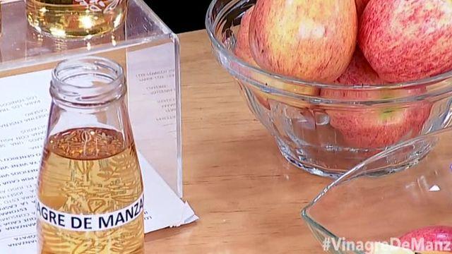 La naturópata Josefina Suáreznos muestra los beneficios del vinagre de manzana para la piel, los dolores de estómago y mucho más...Y tambiénnos enseña a prepararlo de manera casera. ¡No te pierdas sus consejos!