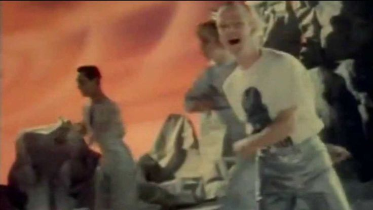 Jimmy Somerville - (You make me feel) Mighty Real