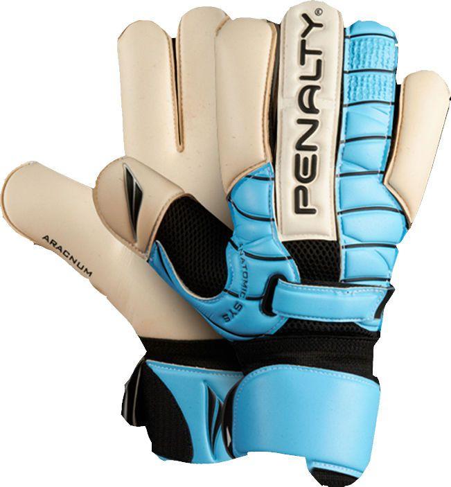 Penaltyn S11 sarjan maalivahdin hanskat on maalivahdin unelma. Kämmenpuoli on ranteeseen saakka 100% lateksia ja lohkomainen rakenne tarjoaa mahtavan pidon palloon!