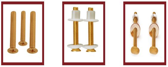 Brass Toilet Seat Bolts #BrassToiletSeatBolts  #toiletseatbolts #toiletseathingebolts #boltsfortoiletseat #seatbolt #toiletseatmountingbolts #toiletseatboltshomedepot #extralongtoiletseatbolts #toiletseatboltstuck  We are engaged in offering a premium quality array of Brass Toilet Seat Bolts in the market. We use only optimum quality raw material and other components in the manufacturing of these bolts.