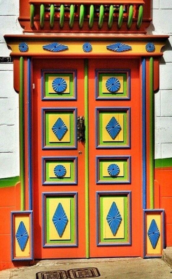 Concordia, Antioquia, Colombia door