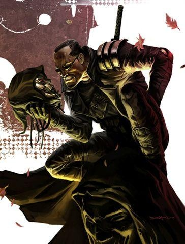 Marvel Comics:  Blade