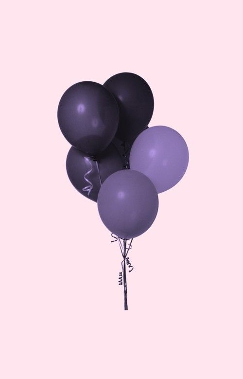Purple Discovered By B S B On We Heart It Balon In 2019