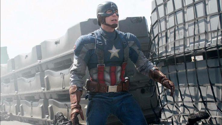 @# Regarder ou Télécharger captain america Streaming Film en Entier VF Gratuit