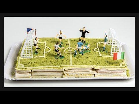 """""""Calcio al tramezzino"""" - Tutorial di VisualFood - YouTube"""