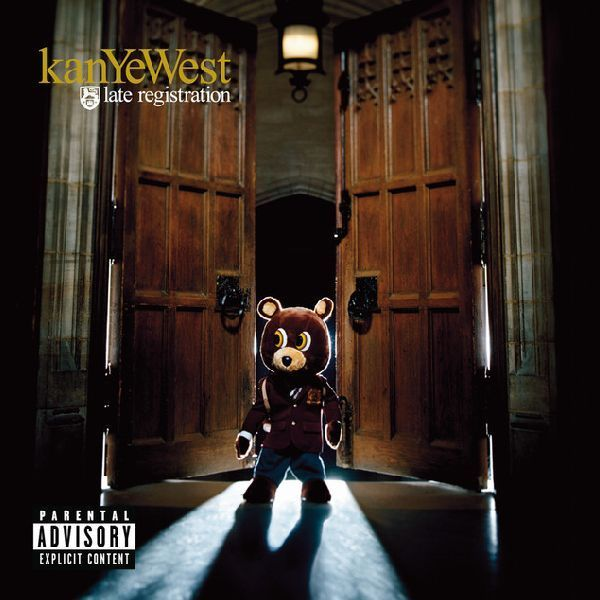 Listen to the Playmoss playlist: Top 5 Best Kanye West Late Registration Songs by HWING by HWING  LISTEN   Celebrate the anniversary of Late Registration with our picks for the best tracks off the LP!    Kanye West Lupe Fiasco - Touch The Sky Kanye West Jamie Foxx - Gold Digger Kanye West Jamie Foxx - Gold Digger Kanye West JAY Z - Diamonds From Sierra Leone - Remix - Album Version (Explicit) Kanye West - Roses