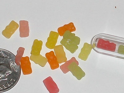 172 best Because I Love Gummy Bears images on Pinterest | Gummi ...