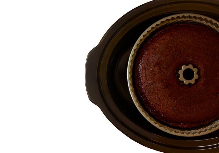 Red velvet. Receta para Crock Pot #crockpot #crockpotting #slowcooker #slowcooking #redvelvet #recetas #tartas